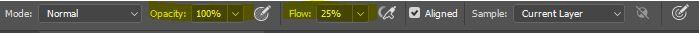 تعیین درصد استامپ