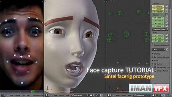 نرم افزار ساخت انیمیشن Blender