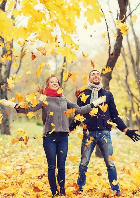 پرتره پاییزی