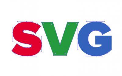SVG چیست و چه کاربردی در طراحی حرفه ای سایت دارد؟