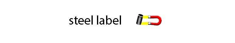 نماد STEEL LABEL