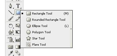 ابزار های Shape Tools