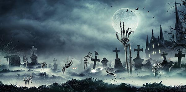قاب زنده شدن مردگان در افتر افکت