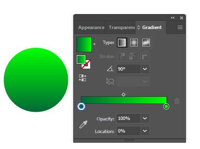 ایجاد دکمه با استفاده از حالت Screen