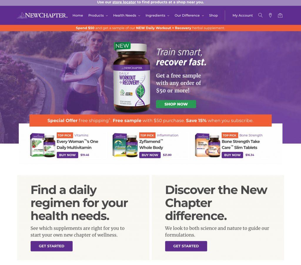 برنده بهترین طراحی وب سایت فروشگاهی اینترنتی