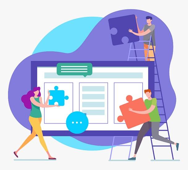 رعایت سادگی و ثبات در طراحی رابط کاربری