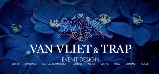 استفاده از رنگ آبی در طراحی سایت