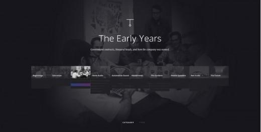 استفاده از رنگ سیاه در طراحی سایت