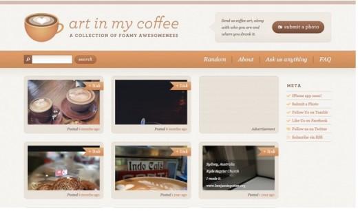 استفاده از رنگ عاجی در طراحی سایت