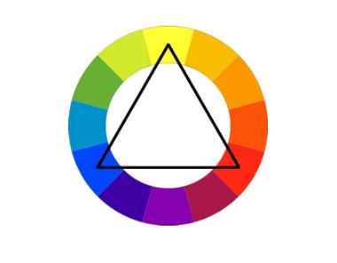 ساختار سه گانه رنگ