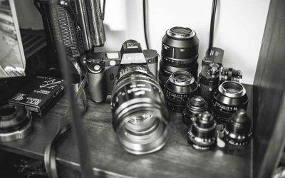 بهترین لنز دوربین و لوازم جانبی برای فیلمبرداری حرفه ای