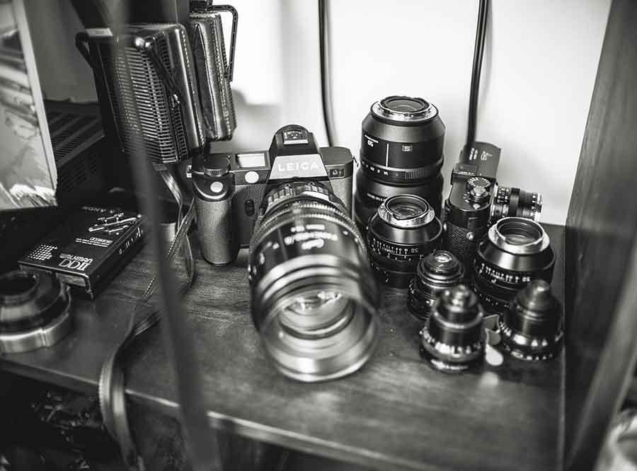 بهترین لنز دوربین و لوازم جانبی فیلمبرداری حرفه ای