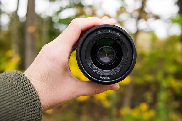 لنز دوربین خوب در فیلمبرداری