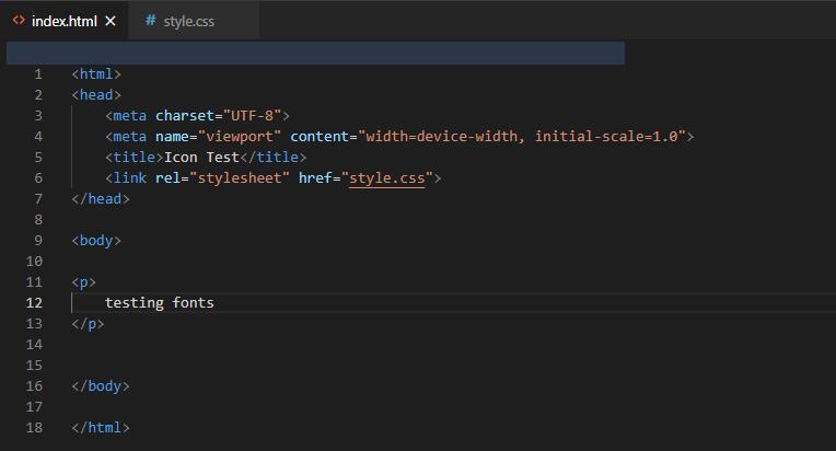 آماده سازی صفحه html