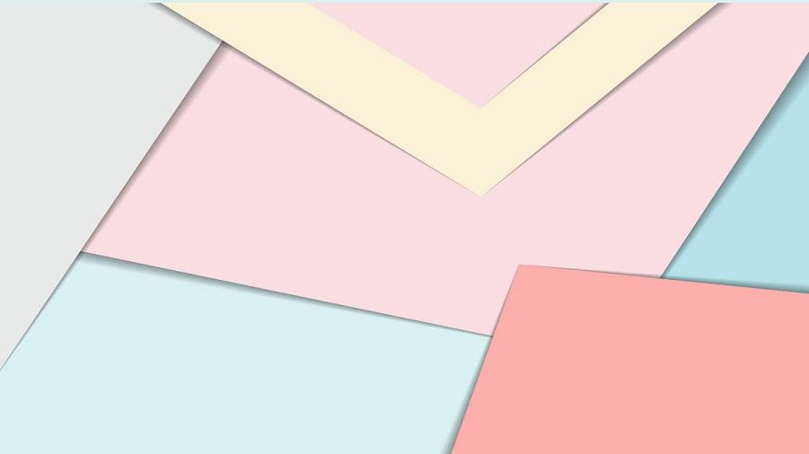 رنگ های پاستلی