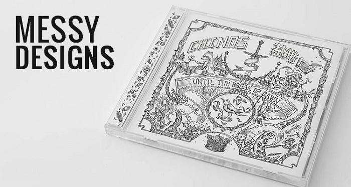 طرح های شلوغ و نامرتب در طراحی جلد کتاب