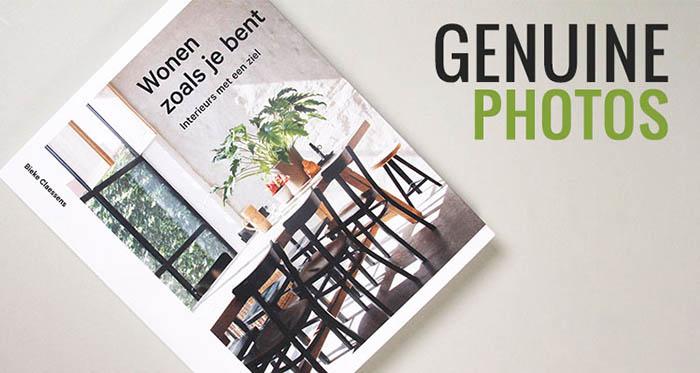 طراحی جلد کتاب با استفاده از عکس های واقعی