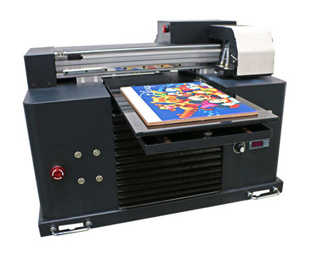 دستگاه چاپ جوهر افشان
