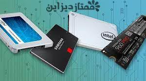 SSD در سیستم تدوین حرفه ای