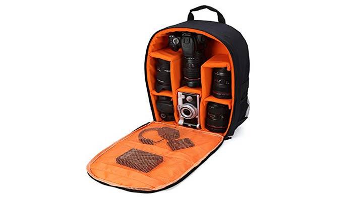 کیف دوربین.