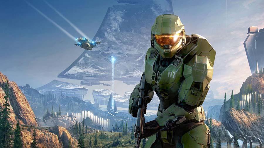 Master Chief's armour – Halo - بهترین طراحی بازی