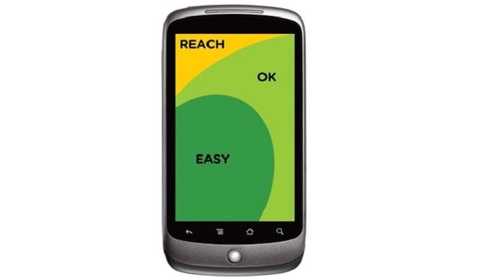تجربه کاربری با دکمه های لمسی