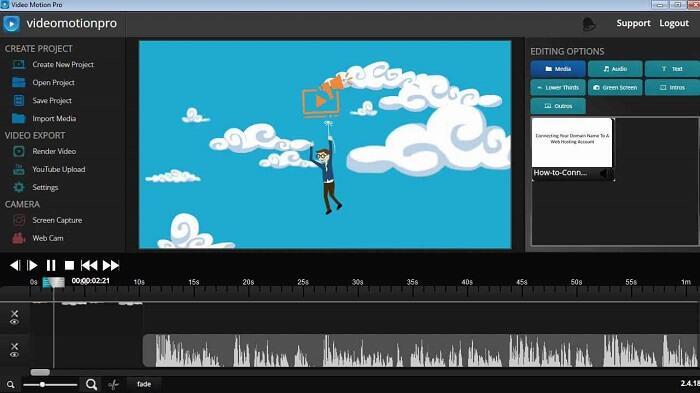 نرم افزار استاپ موشن Eclipse Stop Motion Pro