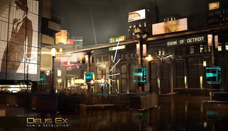 Hengsha – Deus Ex: Human Revolution - بهترین طراحی بازی