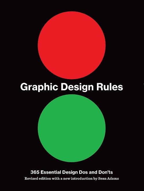 کتاب طراحی گرافیک Graphic Design Rules