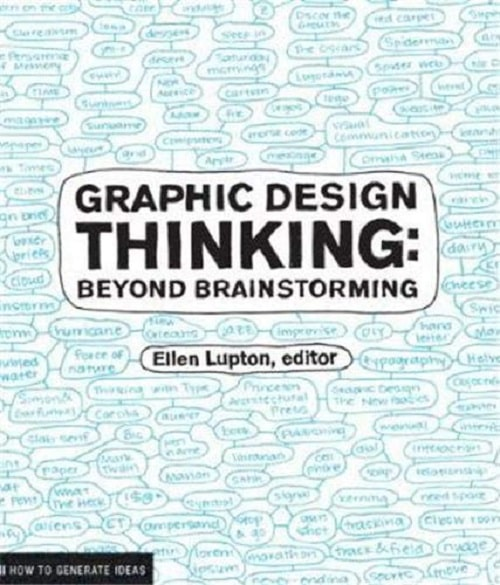 کتاب طراحی گرافیک Graphic Design Thinking