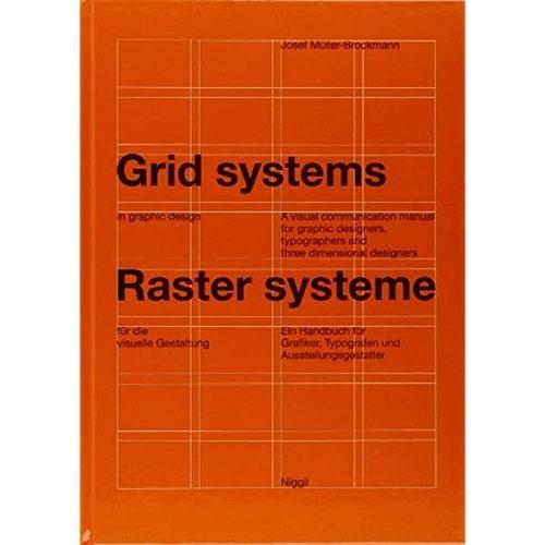 کتاب طراحی گرافیک Grid Systems in Graphic Design