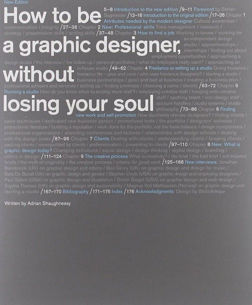 کتاب طراحی گرافیک How to Be a Graphic Designer