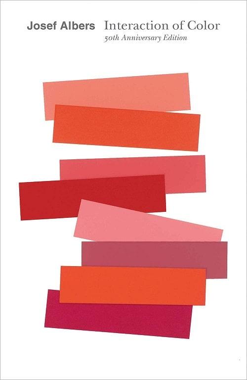 کتاب طراحی گرافیک Interaction of Color