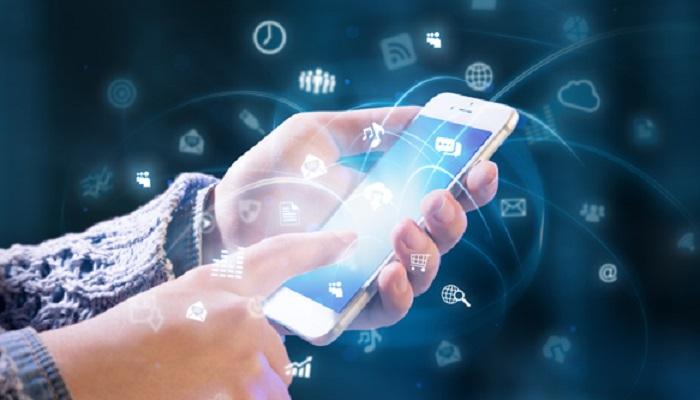 تعامل اجتماعی کاربران موبایل