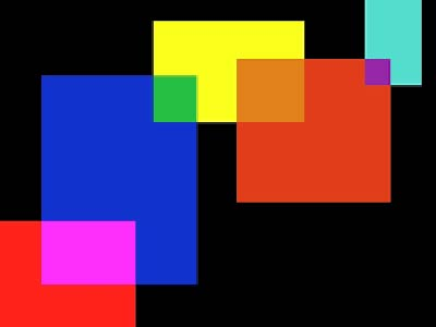 رایج ترین اشکال در چیدمان طراحی مربع و مستطیل می باشد.