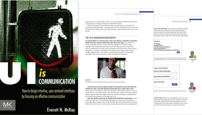 UI is Communication (نویسنده: اورت ن مک کی)