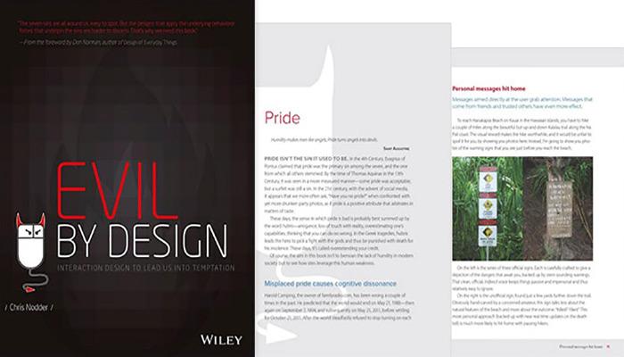 Evil by Design (نویسنده: کریس نودر)