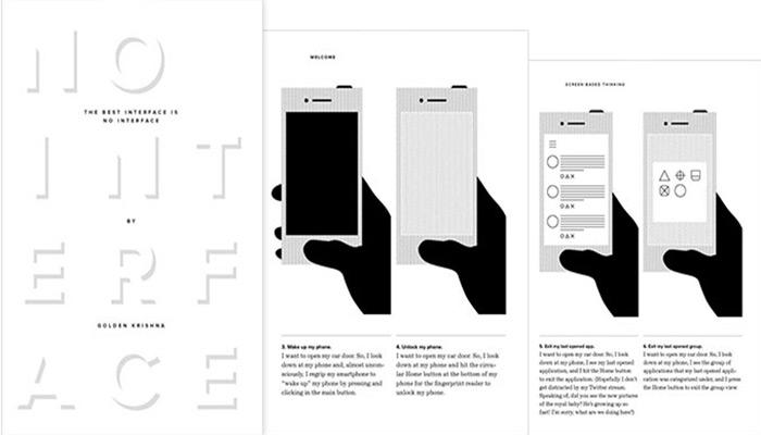 The Best Interface Is No Interface (نویسنده: گلدن کریشنا)