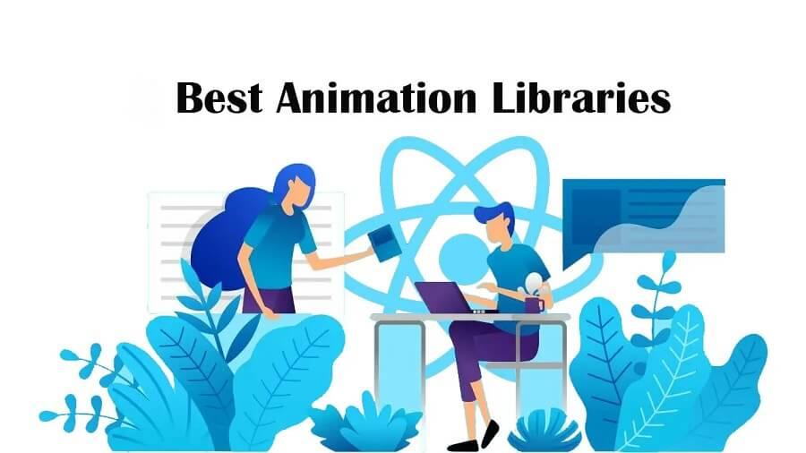 کتابخانه انیمیشن جاوا اسکریپت