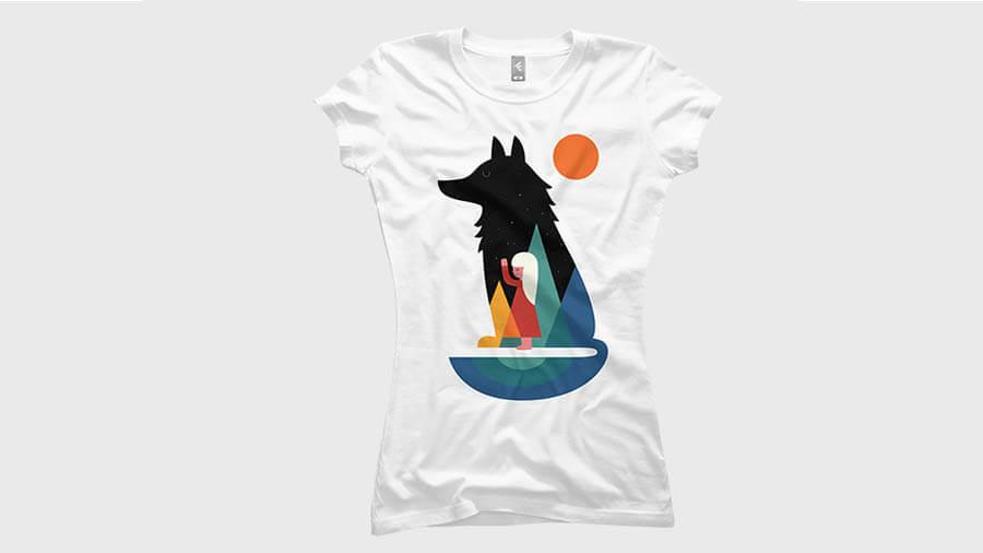 نرم افزار طراحی تی شرت