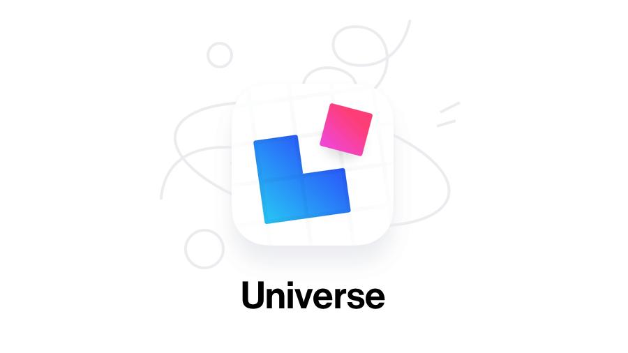 آپدیت تم های Universe