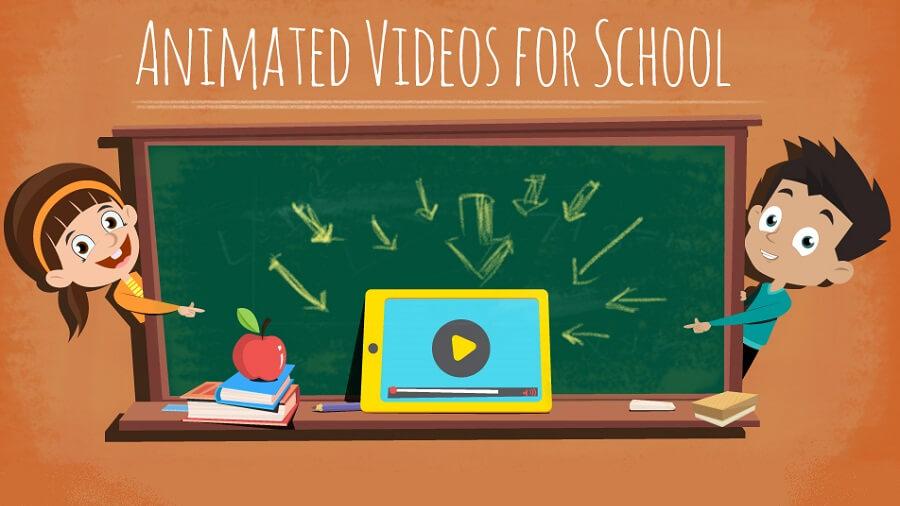 انیمیشن آموزشی